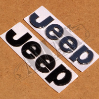 Эмблема крышки капота и багажника JEEP