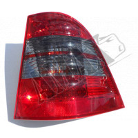 Задние фонари на Mercedes Benz ML W163 (диодные)