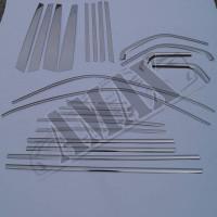 Набор накладок на молдинги стекол и дверных стоек