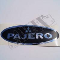 Наклейка на чехол запасного колеса