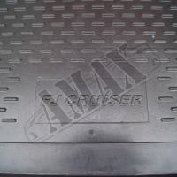Ковер в багажник (резиновый)
