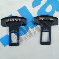 Заглушки в ремни безопасности для Porsche Cayenne (2003 - 2010)