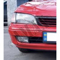 Противотуманные фары (ПТФ), Тойота Карина_Toyota Carina E (1994-1998)