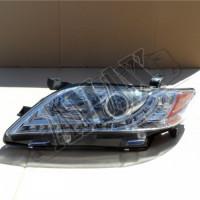 Передние диодные фары (в хроме) Тойота Камри_Toyota Camry 40 (2006-2009)