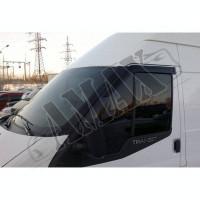 Дефлекторы окон ( ветровики ) для Ford Transit (2006 - ...)