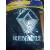 Чехлы на подголовники для Renault