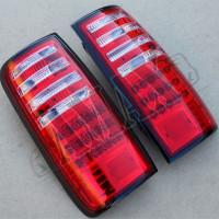Задние фонари (светло-красные)
