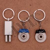 Брелки для ключей (диски)