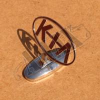 Эмблема на капот (Kia)