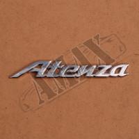 Надпись Atenza