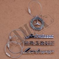 Брелки для ключей_Mercedes