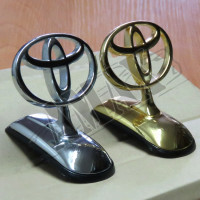 Эмблема на капот (прицел), Тойота Ленд Крузер_Toyota Lend Cruiser 80 (1992-1997)