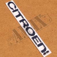 Надпись Citroen