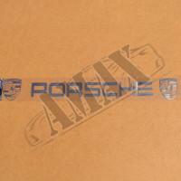 Наклейка лобового стекла (Porsche)