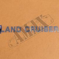 Наклейка лобового стекла (Land Cruiser)