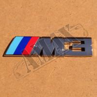 "Логотип-эмблема ""M 3"""