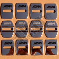 Хром на петлю замка двери с логотипом БМВ_BMW