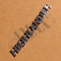 Эмблема-надпись