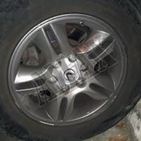Заглушки в диски_Lexus GX470 (2003-2007)