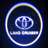 Логотип подсветка в карту дверей штатная_Toyota land Cruiser 100 (1998-2007)