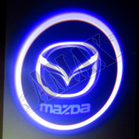 Логотип подсветка в карту дверей штатная