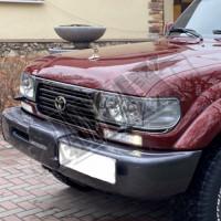 Повторители поворотов (под фары) Тойота Ленд Крузер_Toyota Lend Cruiser 80 (1992-1997)