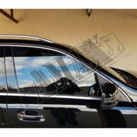 Верхние молдинги стекол, Мерседес_Mercedes W166 (2012-2018)