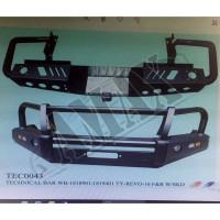 Силовые бампера передний + задний для внедорожника Toyota Hilux Revo