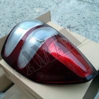 Задние фонари лампочка светлые для внедорожника Toyota Land Cruiser Prado120