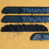 Вставки порогов салона штатные для Volkswagen Touareg