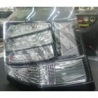 Задние светодиодные фонари (тонированный хром) Лексус_Lexus LX 570 (2008-2015)