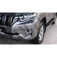 Противотуманные фары LED для внедорожника Toyota Land Cruiser Prado 150