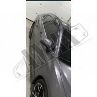 Дефлекторы дверей (ветровики) для автомобиля Toyota Camry 70