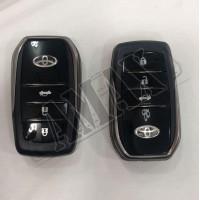 Ключ на три кнопки с без ключевым доступом