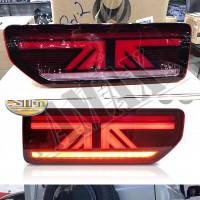 Светодиодные задние фонари для Suzuki Jimny