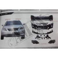 КИТ Комплект в стиле рейсталинг для автомобиля Lexus RX серия