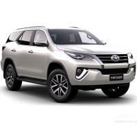 Fortuner AN160 (2015-.....)